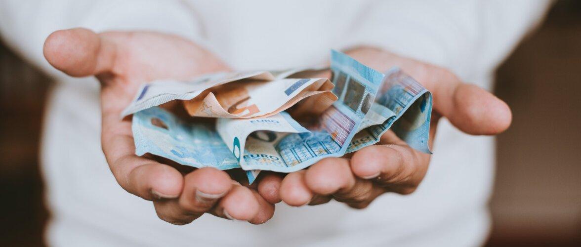 7 tarka nippi, kuidas säästa raha!