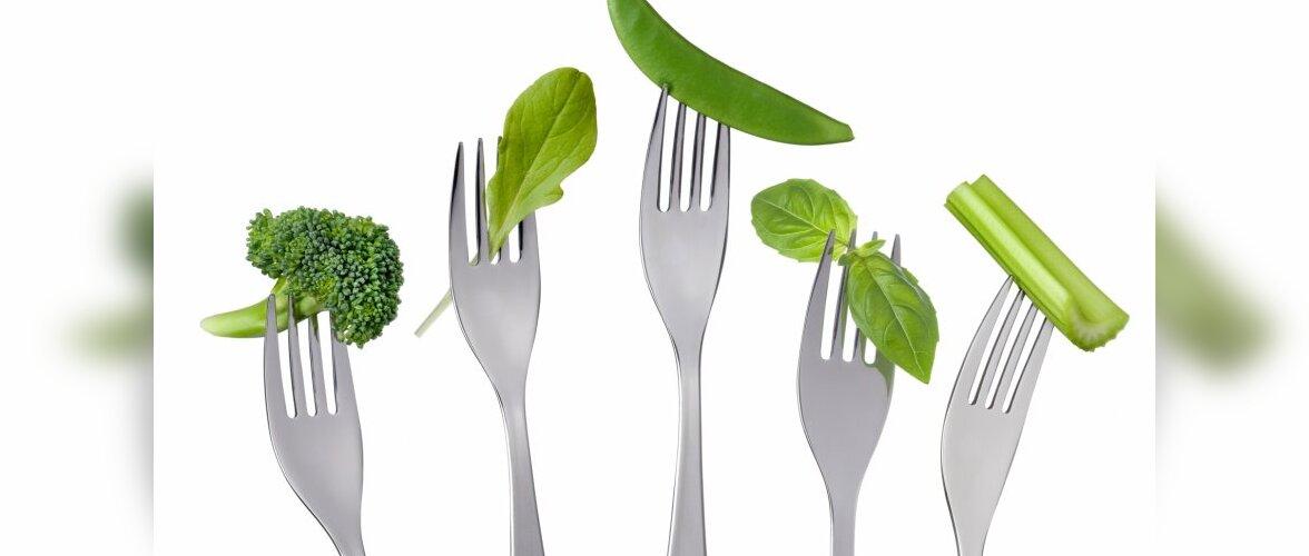 Mida peaks keskea künnise ületanud inimene söömisel tähele panema?