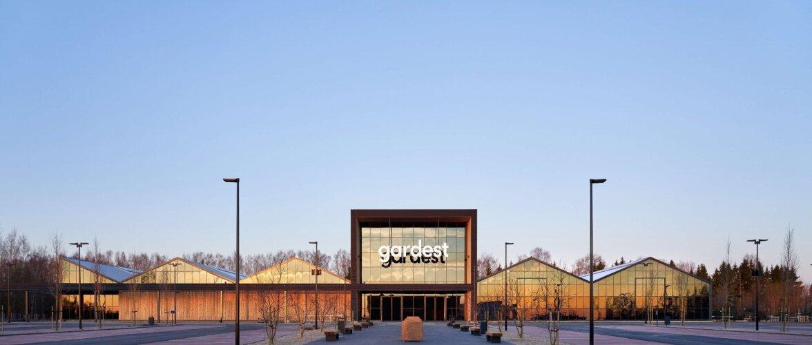 Tartus avati aianduskeskus, mille sees vahetuvad aastaajad tänu rajatise nutikusele