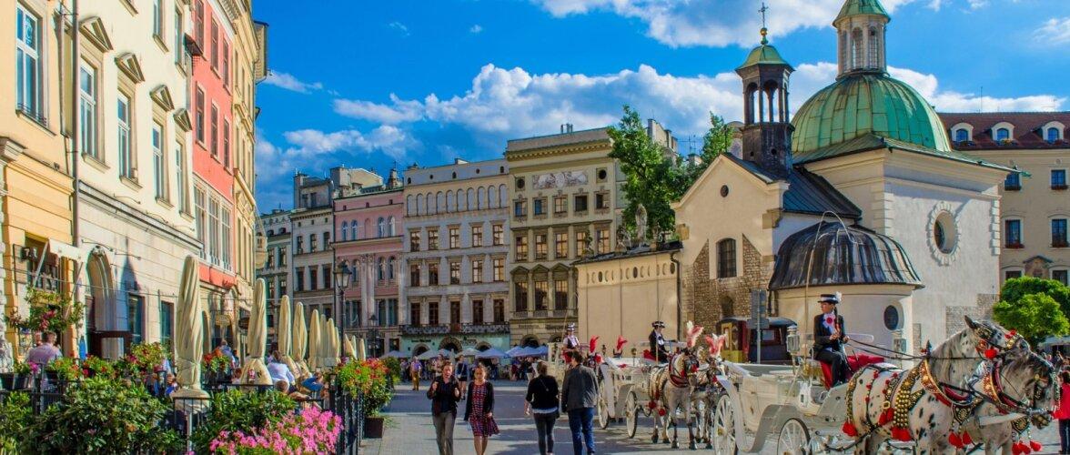 TOP 10 | Need on kõige rahakotisõbralikumad linnad Euroopas