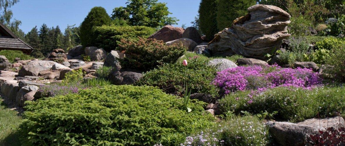 Kiviktaimla, Lilli talu, Anne-Ly Kütt, aed, Võhandu jõgi
