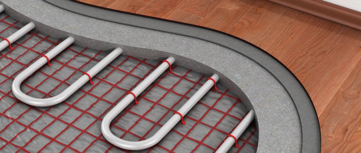 Mida peab teadma põrandaküttest ja selle peale minevatest eri tüüpi põrandakattematerjalidest?
