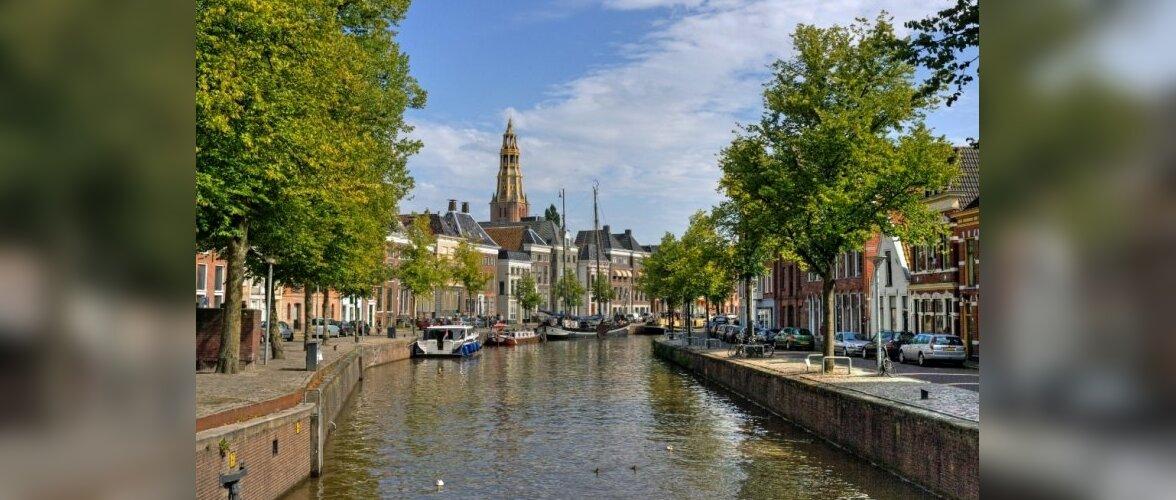 Nordica приступит к полетам между голландским городом Гронингеном и популярным французским курортом Ниццей
