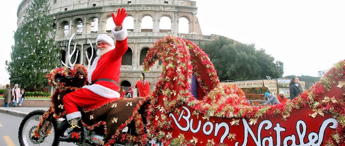 ТЕСТ: Угадайте страну по новогодним традициям