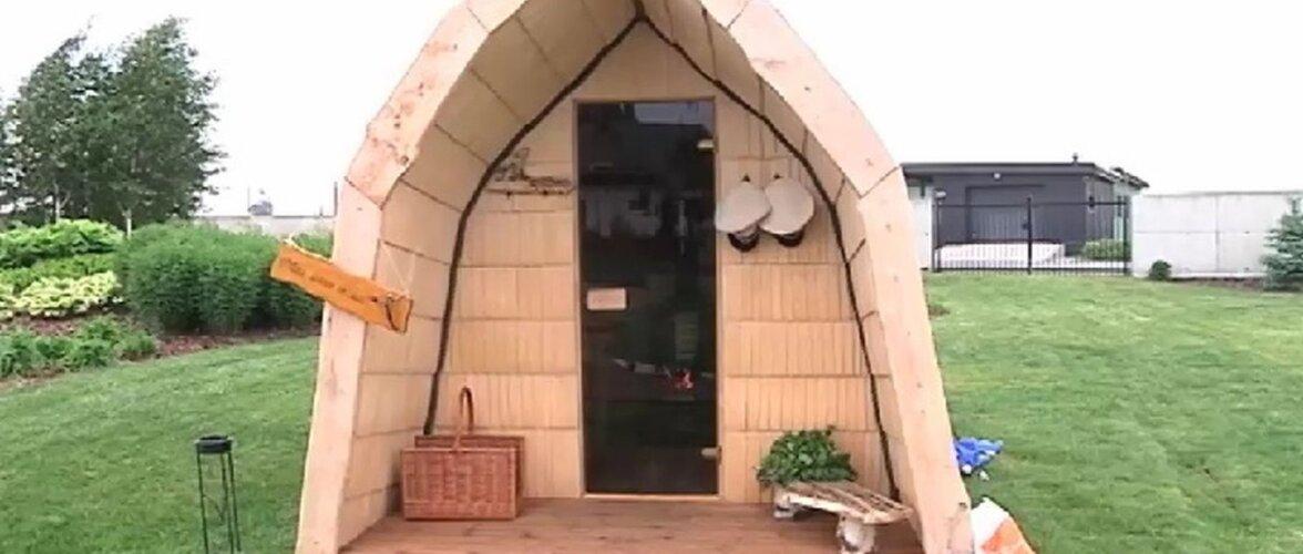 VIDEO: Usinad eestlased võtsid kätte ja meisterdasid paadisauna
