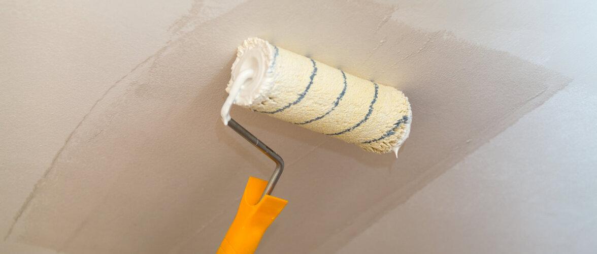 Mida teha, et lagi ei jääks värvimisel triibuline ja laiguline?