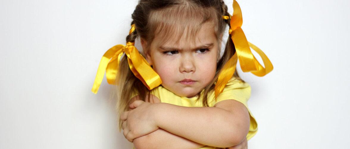 Lasteaed paneb ema kannatuse proovile  Kust ma võtan selle sambla kesklinnas?