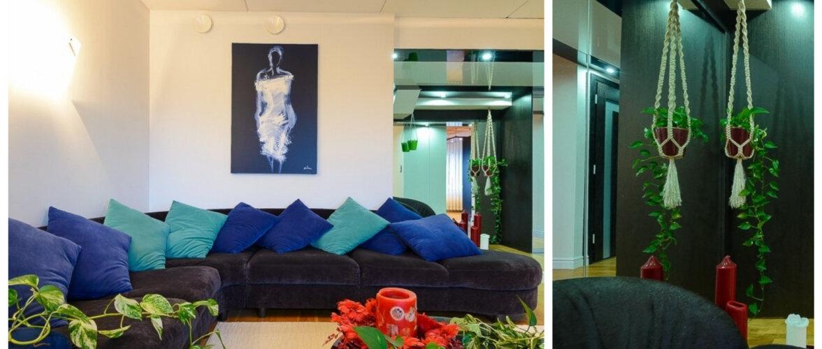 Буйство красок в стиле поп-арт: интерьер квартиры в центре Таллинна