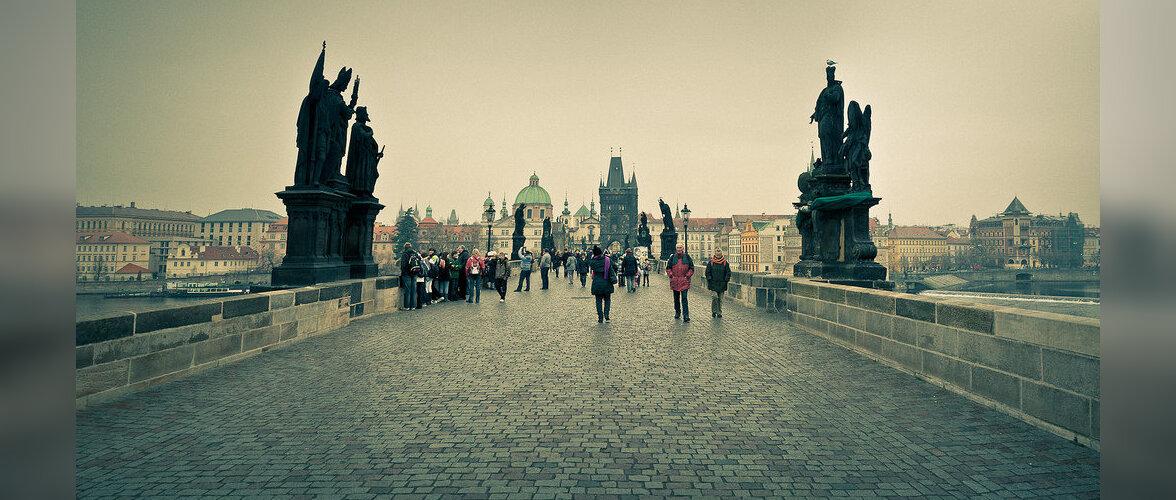Карлов мост в Праге ожидает масштабная реконструкция