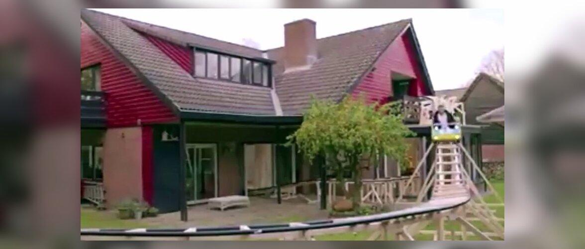MEELEOLUKAS VIDEO: Müü oma kodu erakordsel moel