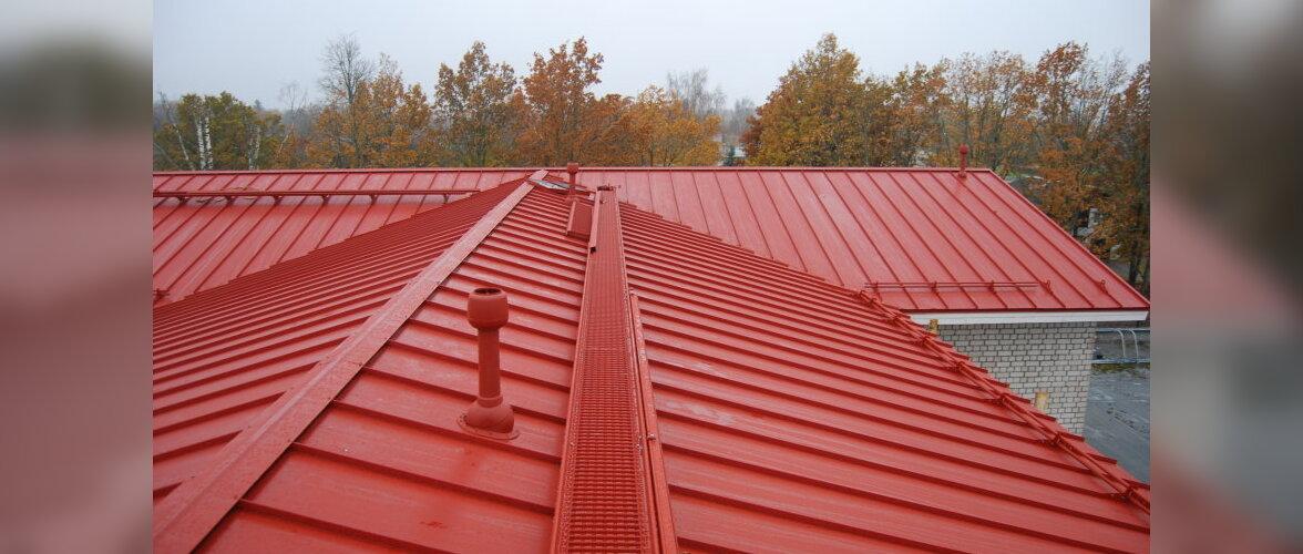 Õige ja korrapärane hooldus tagab katuse pikema eluea