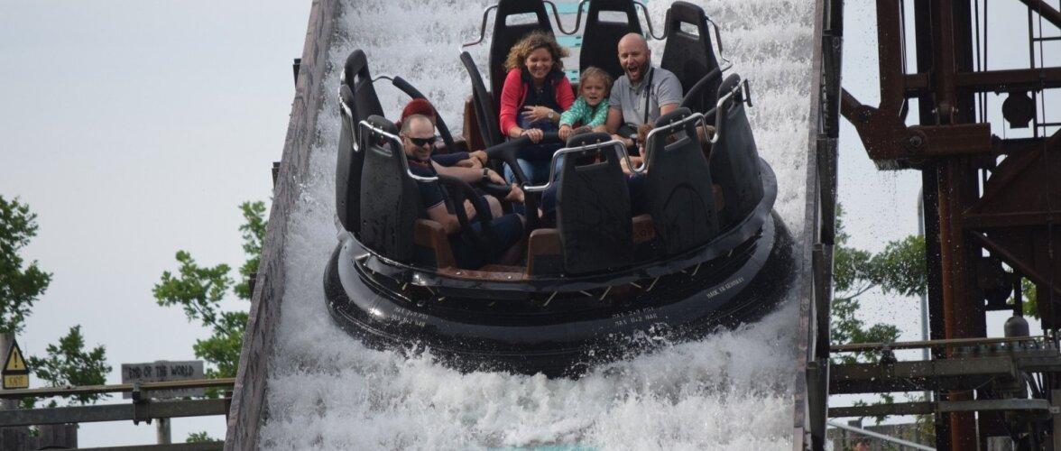 Lastega reisile! Edasi-tagasi lennud Riiast Legolandi kõigest 81€