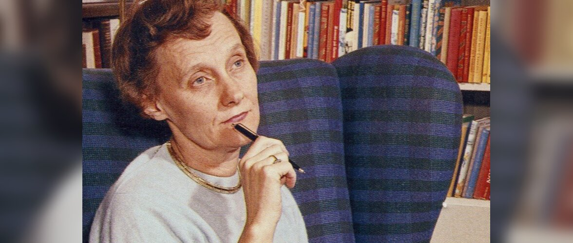 Noor Astrid Lindgren oli esimene poisipeaga ja pükstega neiu linnas