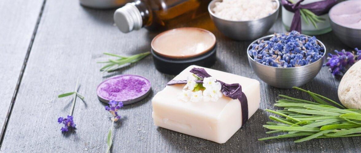 Mis on looduskosmeetikana reklaamitavate toodete sees tegelikult?