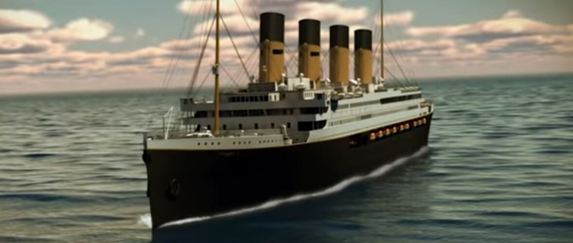TITANICUGA MERELE | Kas julgeksid kuulsa luksuslaeva koopiaga üle Atlandi teele asuda?