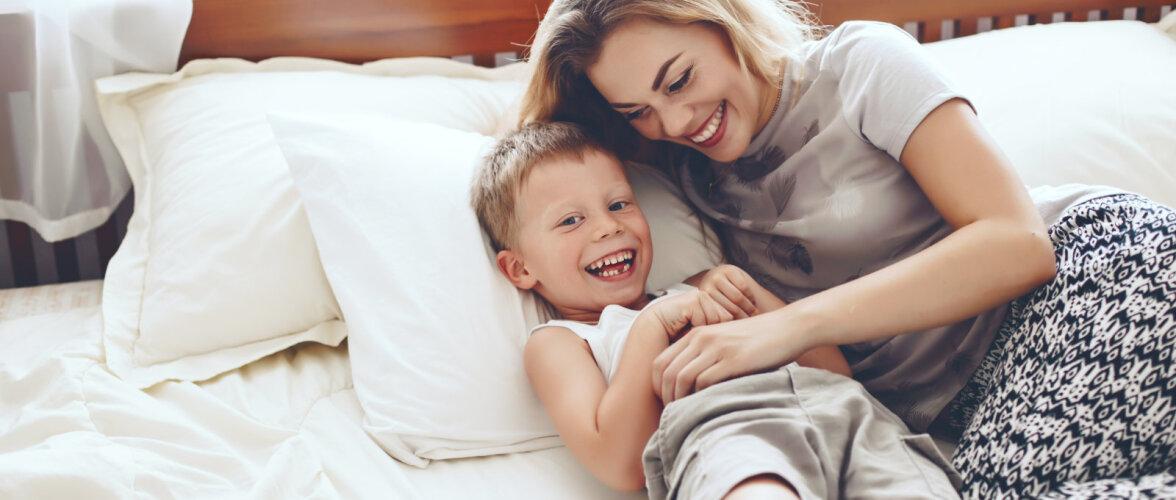Seitse asja, mida vanemad kindlasti oma lastele õpetama peaksid