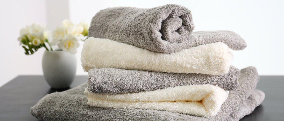 HEA TEADA: Pehmete ja kohevate rätikute saladus