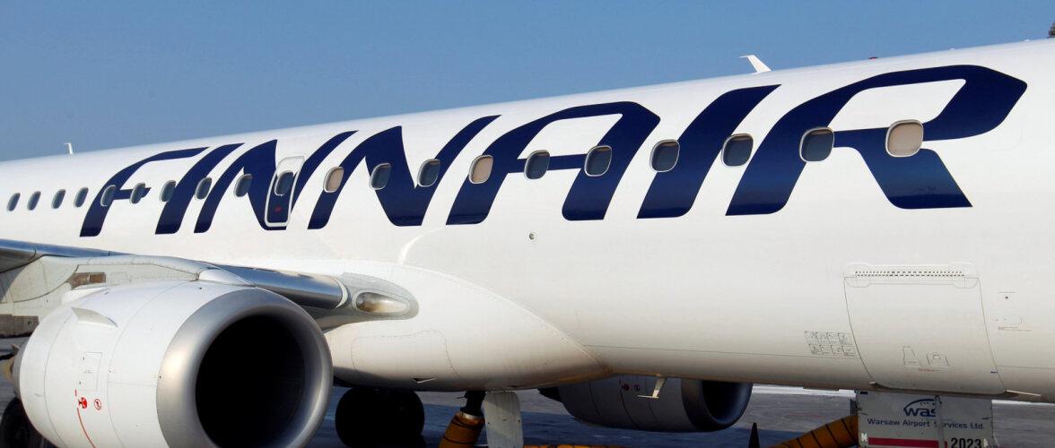 Finnair запустит прямые рейсы из Таллинна в Лапландию