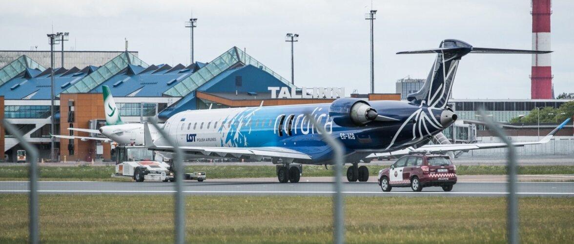 Эстонская авиакомпания Nordica отказалась открывать линию Таллинн — Минск