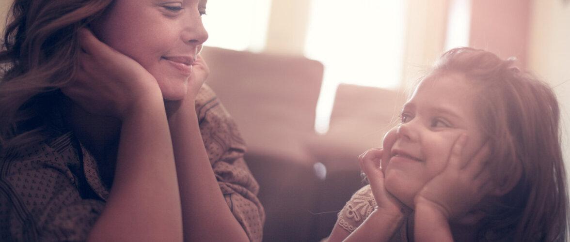 Kuidas üks armas igapäevane harjumus sinu lapse tulevikku mõjutab