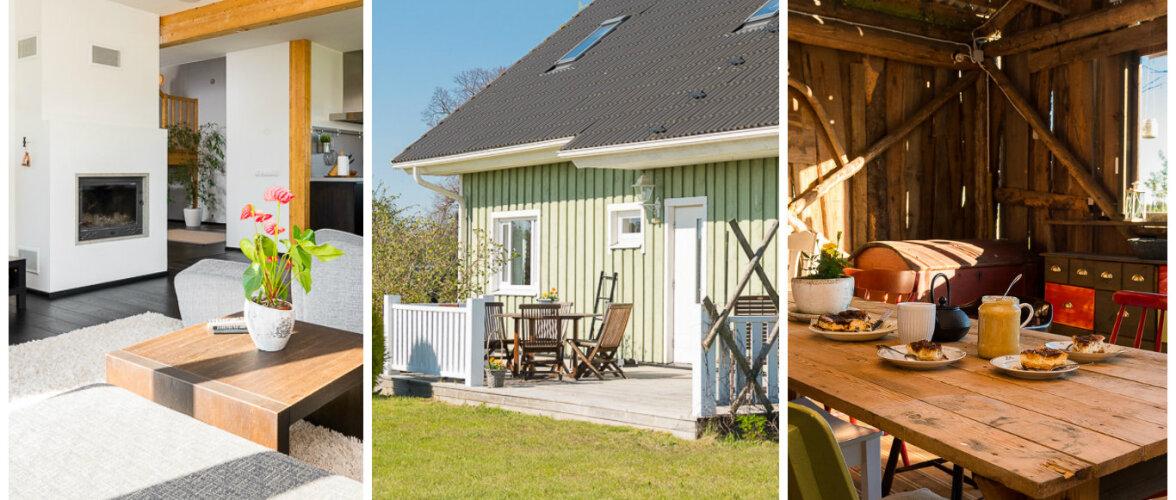 Uue-Hansu talu lugu — puukuurist diskokuuriks ehk suveköögi valmimise retsept