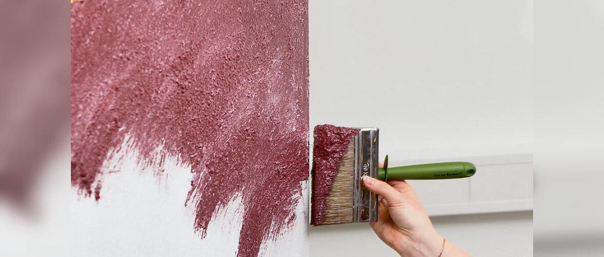 Paneme toad särama: dekoratiivvärvide meistriklass