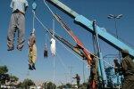 Soome firma kraanasid kasutatakse Iraanis inimeste poomiseks