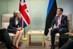 Theresa May ja Taavi Rõivas
