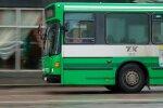 Buss number 1A suunatakse ümbersõidule