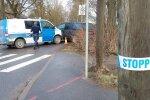 Puistee tänava avarii