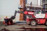 FOTO: Eesti Energia viis lõpule mahuka projekti Rootsi elektrijaama juures