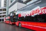 Odavbussifirma Superbus lõpetab tegevuse
