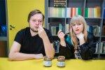 Tanel Saarmann ja Jaane Tomps eelistavad Soome Nutellat, sest see on kreemisema konsistentsiga.