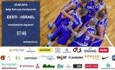TÄISPIKKUSES: Eesti korvpallikoondis kaotas Ukrainale