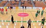 TÄISPIKKUSES: Pärnu Sadam kaotas Kasahstani klubile