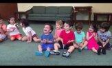 Hirmnaljakas video, mis levib kui kulutuli! VAATA, kuidas üks lõbus põngjeras ajas terve lasteaia naeru kihistama