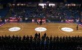 TÄISPIKKUSES: Eesti korvpallikoondis võitis Valgevenet