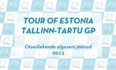 TÄISPIKKUSES: Jalgrattasport: Tour of Estonia: Tartu GP