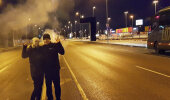 Suudlused, kallistused, ilutulestik Tallinn-Tartu maanteel