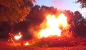 VIDEO: Nemad on tõelised lõkkelambad, kellele õnnetus hüüdis tulles!