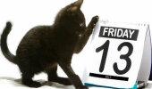 Täna on 13 ja reede: kas on põhjust ebausuks?
