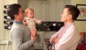 VIDEO | Mis saab siis, kui beebi kohtub oma isa kaksikvennaga?