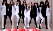 MUHE VAATAMINE: Tüdrukud tekitavad tantsides optilise illusiooni, mis trikitab su meeli!