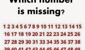 PARAS PÄHKEL: Silmalihased pingule! Kui kiiresti märkad, milline number loetelust puudu on?