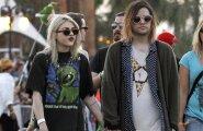 Frances Bean Cobain ja Isaiah Silva