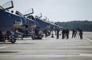 Ämaris maandusid USA ründelennukid A-10