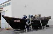 VIDEO: Jaapani rannikule triivivad saladuslikud paadid tundmatute laipadega
