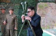 Põhja-Koreas keelati pulmad ja matused