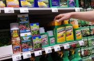 Eestis käib lobitöö vähki tekitava taimemürgi kasutusloa pikendamiseks