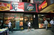Kindel värk: Pizza Hut ja KFC sisenevad Eesti turule